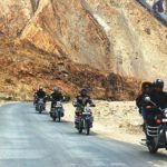 ladakh on bike